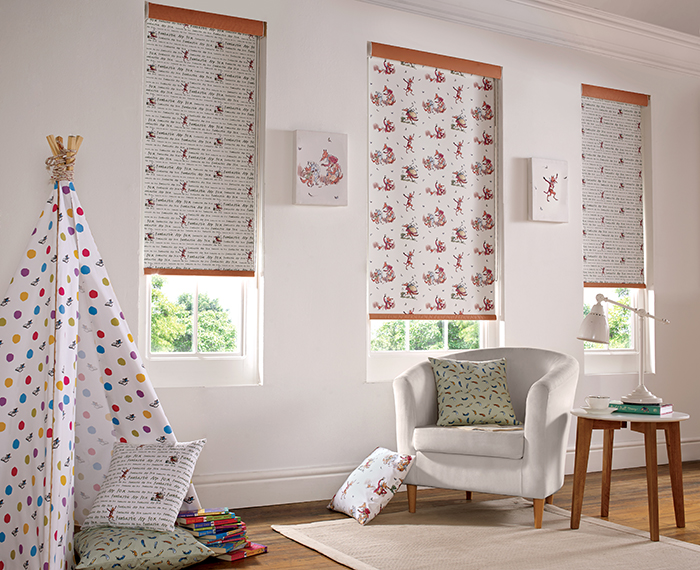Click thumbnails for larger images  Roller Blinds Range Available Folio Ranges D
