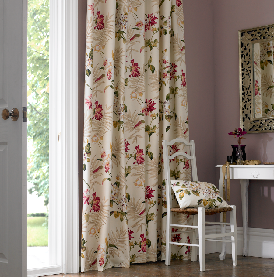 Soft Fabrics DDecor Blinds