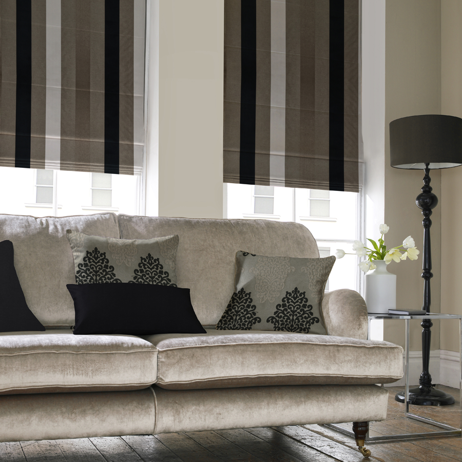 Roman Blinds D 39 Decor Blinds